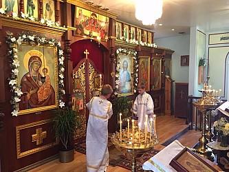 St. Vladimir Church - Ann Arbor