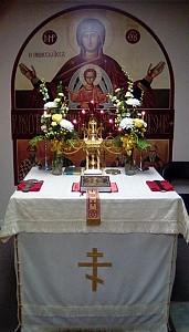 Holy Transfiguration Church - Peoria, IL