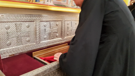 Relics of St John Kochurov