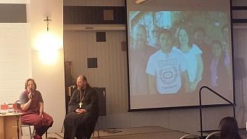Presentation:  Fr. Peter and Matushka Jackson sharing their dream in Guatemala.